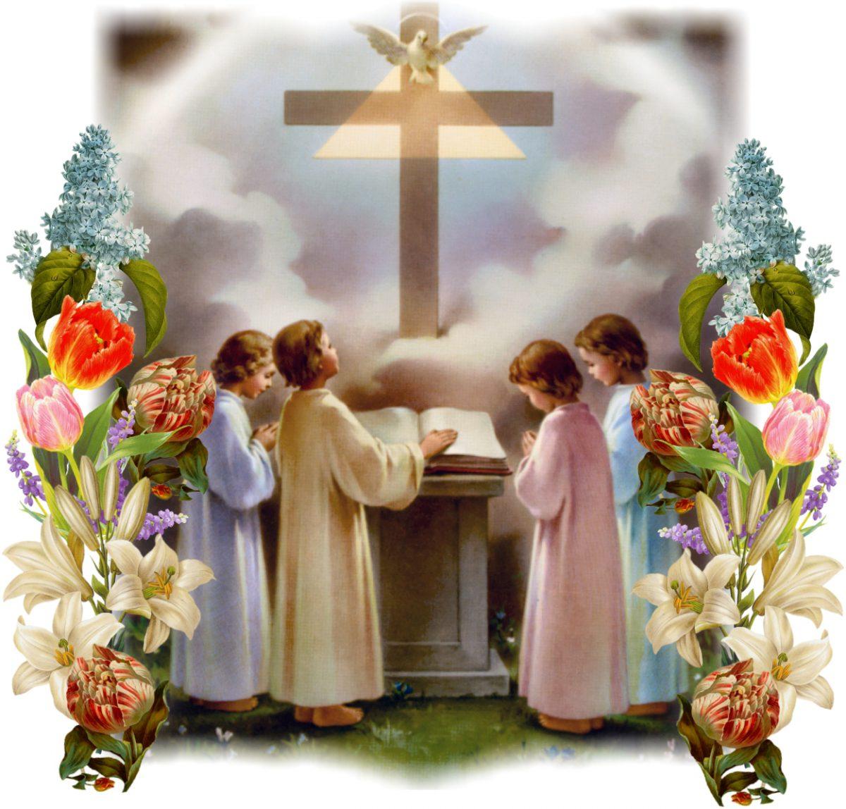 Easter Mass – 2017