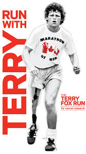 Terry Fox Walk ~ Sept. 29th