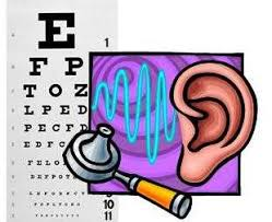 Hearing and Vision Screening ~February 20th