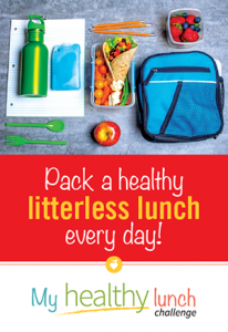 Gr. 4 'My Healthy Lunch Challenge'