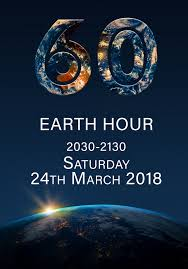 Eco School News ~ Earth Hour