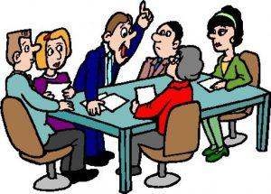 Catholic School Council(CSC) Meeting