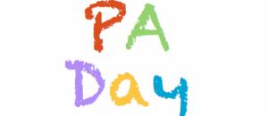 PA Day Monday May 31