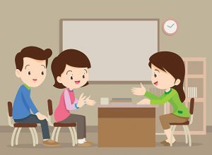 Parent/Teacher Interviews