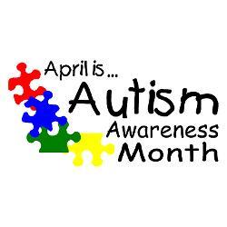 Autism Month April