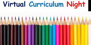 Virtual Curriculum Nights Sept 22 & 23